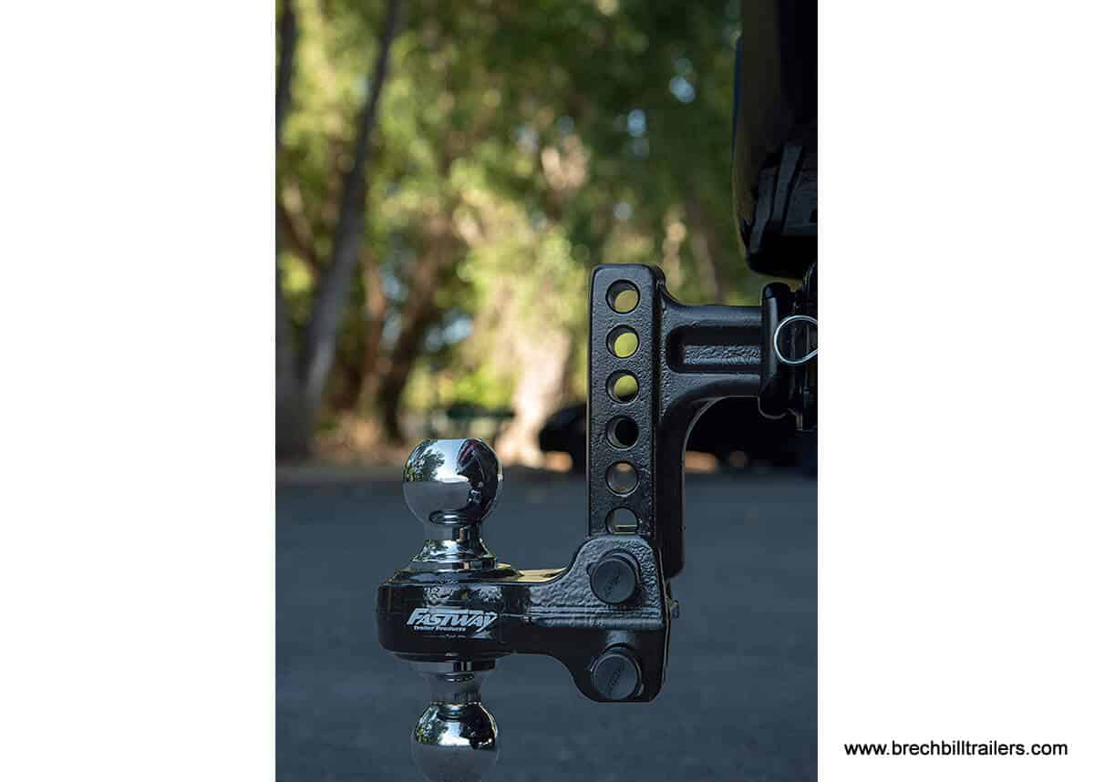 Adjustable 2-Ball Mount