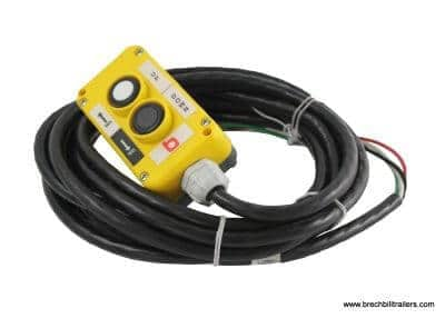 BRI-MAR Hydraulic pump Remote