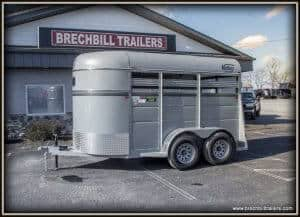 Valley Stock Trailer