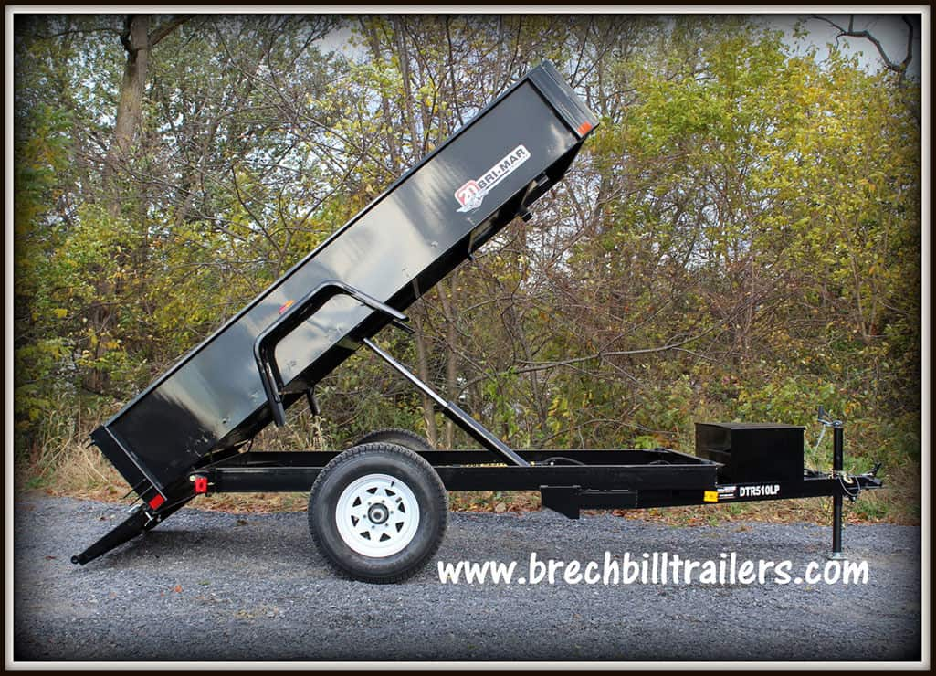 Bri-Mar Dump Trailer