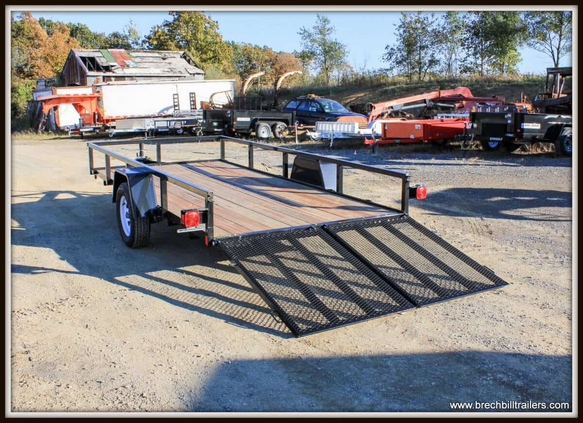 bri mar utility trailer