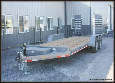 bwise equipment trailer