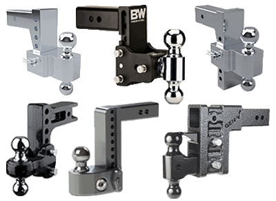 Adjustable Hitches