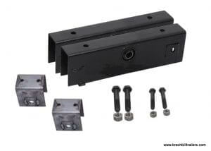 Dexter Tandem-Axle Trailer Equalizer Kit for 2-12 Slipper Springs