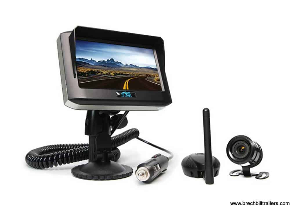 Digital Wireless Back Up Camera