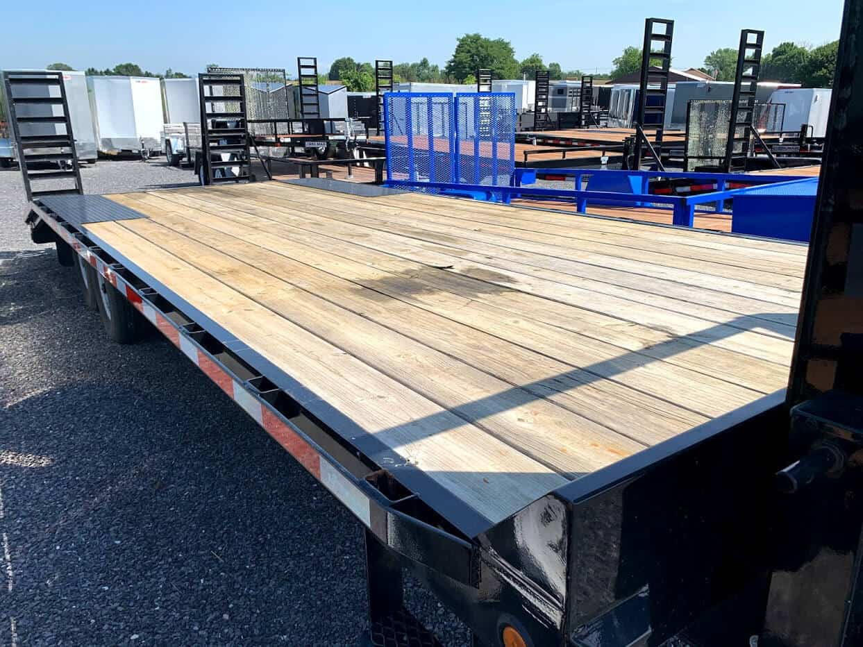 Bwise Deck Over Trailer