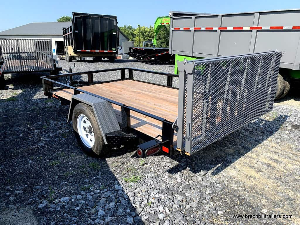 Bwise Utility Trailer